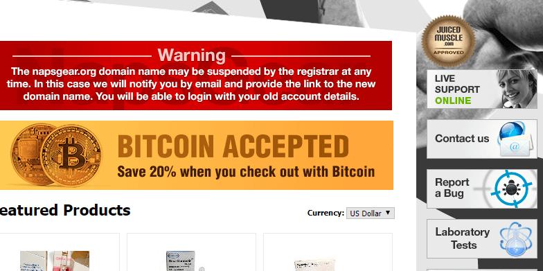 Napsgear bitcoins cbc news bitcoins price