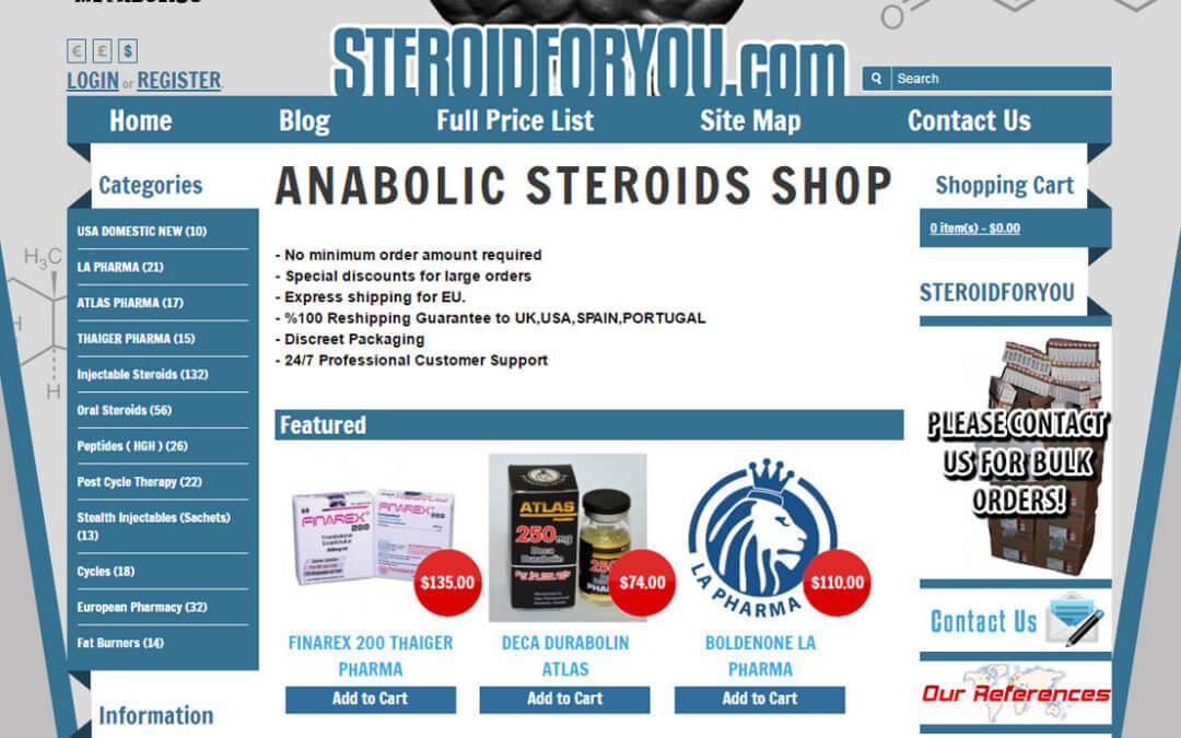 SteroidForYou