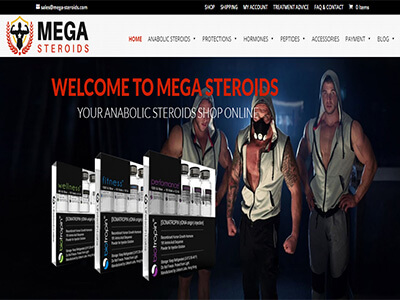 Mega-Steroide
